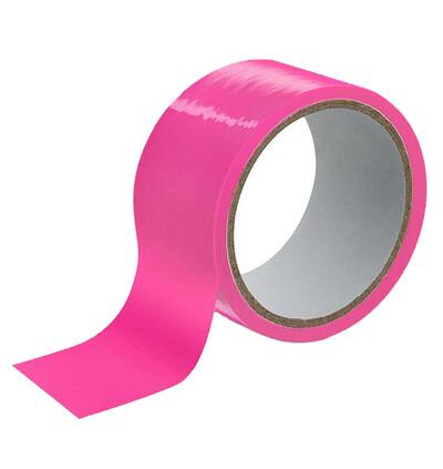 Fetish tentation Tape Pink - Taśma Bondage
