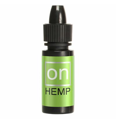 Sensuva On for Her Hemp Oil Infused Arousal Oil 5 ml Large Box - Olejek wzmacniający naturalną lubrykację