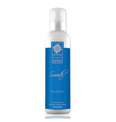 Sliquid Balance Smooth Unscented 255 ml - Krem do golenia