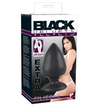 Black Velvets Extra - Korek analny