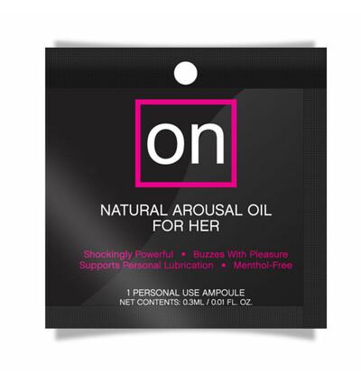Sensuva ON Arousel Oil for Her Original  - Olejek stymulujący dla kobiet