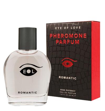 Eye of love Romantic for men, 50 ml - feromony męskie