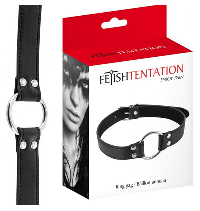 Fetish tentation Ring Gag - Knebel