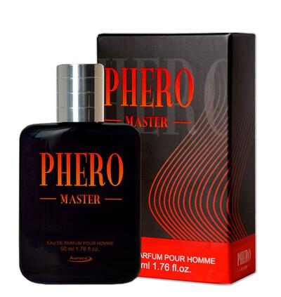 Aurora cosmetics Phero Master for men - feromony męskie