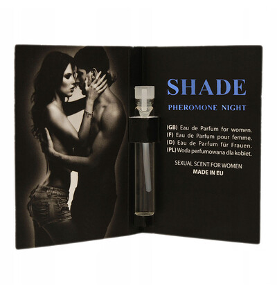 Shade pheromone Night 1ml - feromony męskie