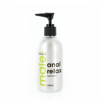 Male Anal Relax Lubricant 250 ml - relaksujący lubrykant analny