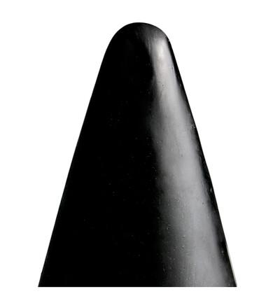 All Black - dildo klasyczne 31,5 cm