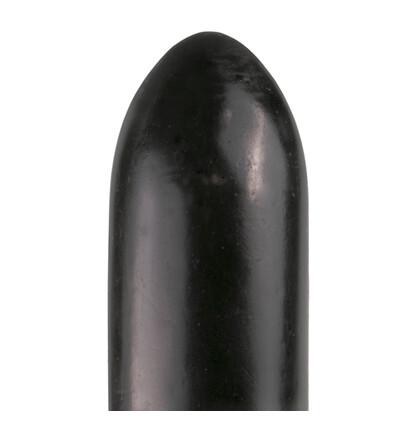 All Black - dildo klasyczne 22,5 cm