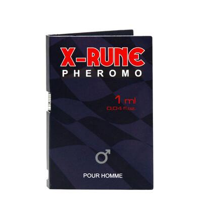Aurora cosmetics X-rune for men - feromony męskie