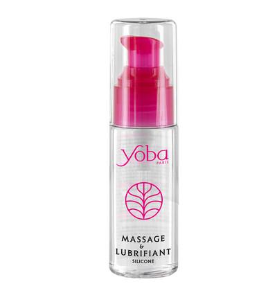 Yoba Massage & Lubrifiant SILICONE 50 ml - Żel silikonowy do masażu ciała
