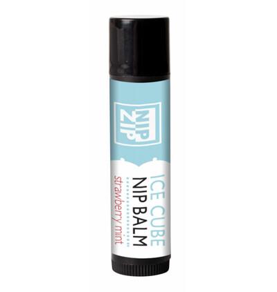 Sensuva Nip Zip Strawberry Mint - Balsam do sutków