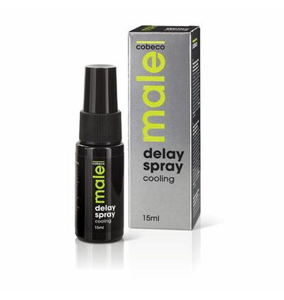 Male Delay Spray Cooling 15 ml - spray opóźniający wytrysk