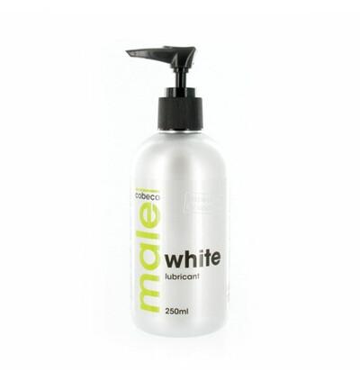 Male White Lubricant 250 ml - lubrykant analny