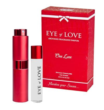 Eye of love One Love 16 ml women - feromony damskie