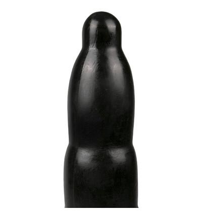 All Black - dildo klasyczne 33,5 cm