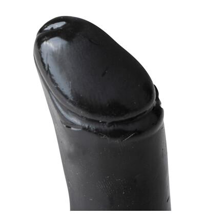 All Black - dildo klasyczne 9 cm