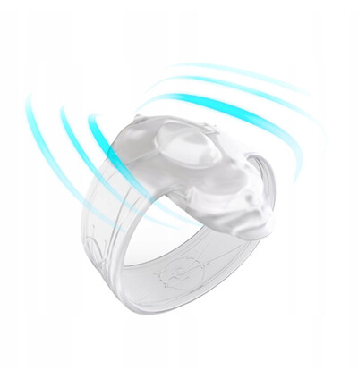 Love to love G.Lover - wibrujący pierścień erekcyjny
