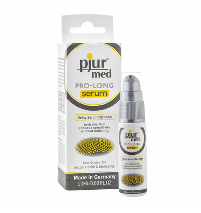 Pjur MED Prolong Serum 20 ml - Serum opóźniające wytrysk