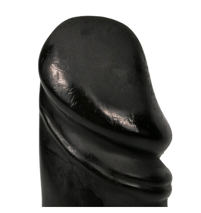 All Black - dildo klasyczne 22 cm