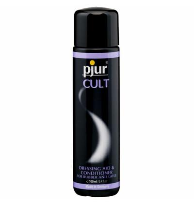 Pjur Cult 100 ml - Spray do ubrań z lateksu