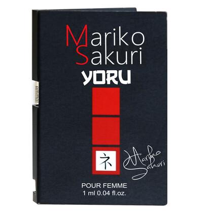 Mariko sakuri Mariko sakuri YORU 1ml - feromony damskie
