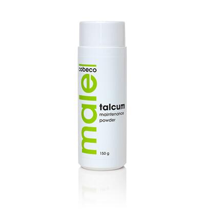 Male Talk Talcum Maintenance Powder 150 gr - proszek odświeżający do gumy i lateksu