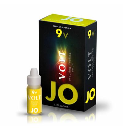 System JO Volt  9VOLT 5 ml - Serum stymulujące łechtaczkę