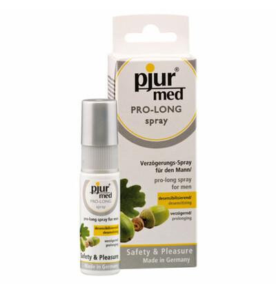 Pjur Long Spray Med. pro 20 ml - Spray na erekcję