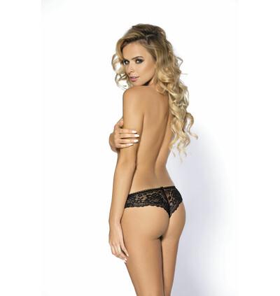 Anais Odette - Czarne majtki