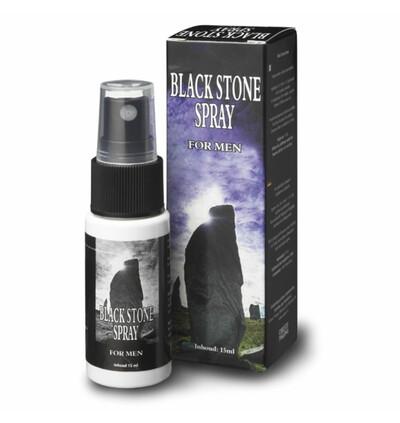 Black Stone Delay Spray - spray opóźniający wytrysk