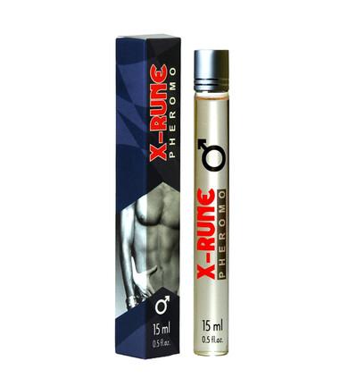 Aurora cosmetics X-rune for men, roll-on - feromony męskie