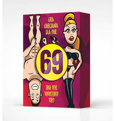 69 Karciane-Erotyczna Gra Dla Par - gra erotyczna