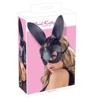 Bad Kitty Bunny Maske - Maska BDSM na twarz