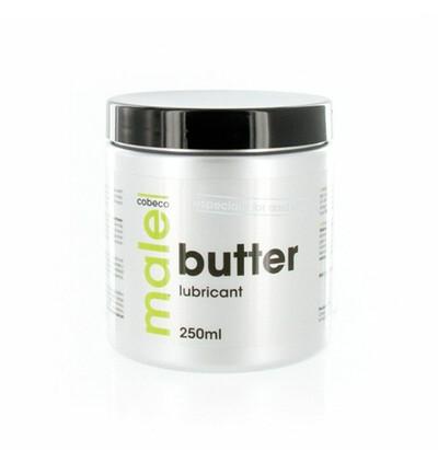 Male Butter Lubricant 250 ml - lubrykant analny w formie masła