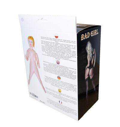 Boss Series Roxana 3D - Seks Lalka