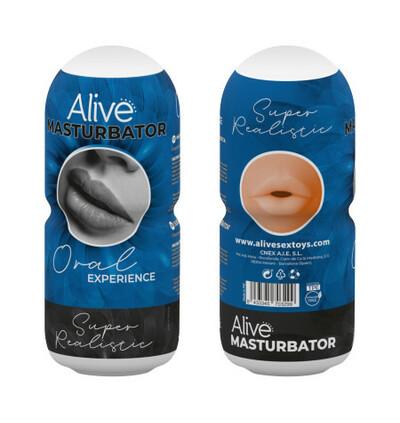 Cnex Alive Masturbator Oral Experience - masturbator klasyczny