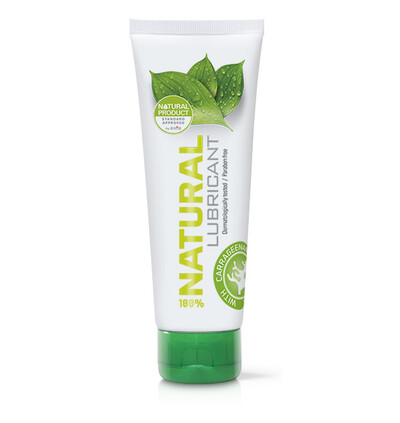 Cobeco 100% Natural Lubricant (125Ml) - Wegański lubrykant na bazie wody