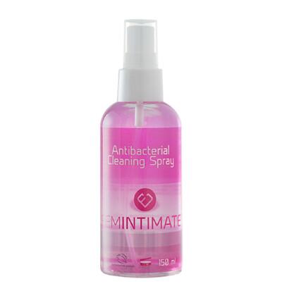 Cnex Antibacterial Cleaning Spray 150 Ml - Spray dezynfekujący do seks zabawek
