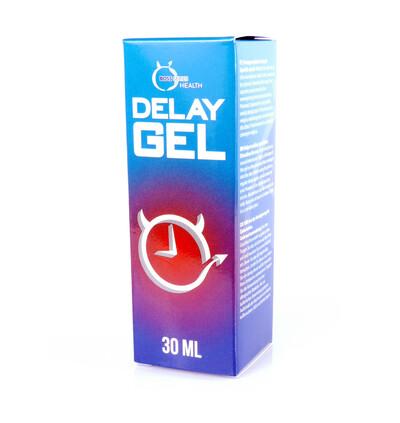 Boss Series Delay Gel 30 Ml - Żel opóźniający wytrysk