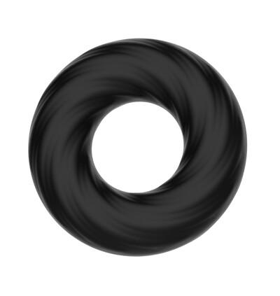 Crazy Bull- Super Soft Silicone - Elastyczny pierścień erekcyjny