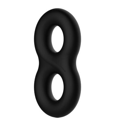 Crazy Bull - Ring, Super Soft Silicone - Elastyczny pierścień erekcyjny