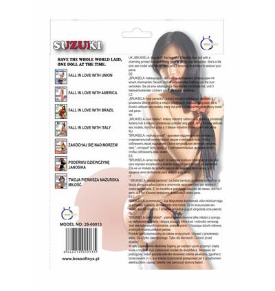Boss SeriesSuzuki - Seks Lalka