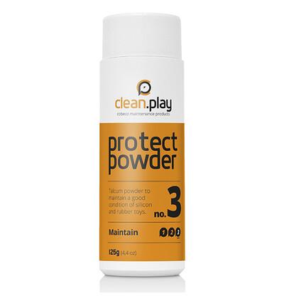 Cobeco Cleanplay- Protection Powder (125Gr) - Proszek, zasypka do masturbatorów