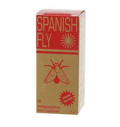 Cobeco Spanish Fly Gold - środek zwiększający libido