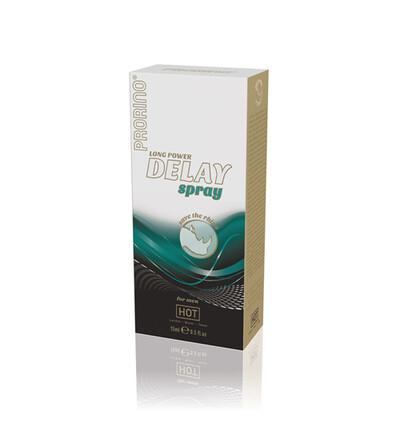 HOT Prorino Long Power Delay Spray 15Ml. - Spray opóźniający wytrysk