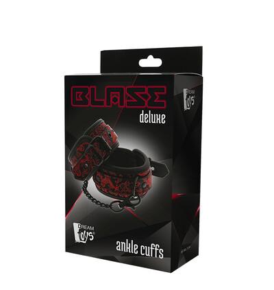 Dream Toys Blaze Deluxe Ankle Cuffs - Kajdanki
