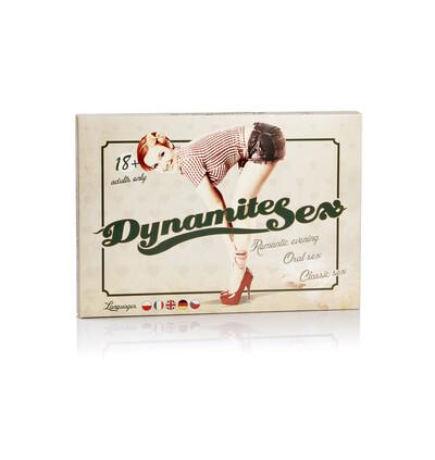 Dynamite Sex - Gra erotyczna