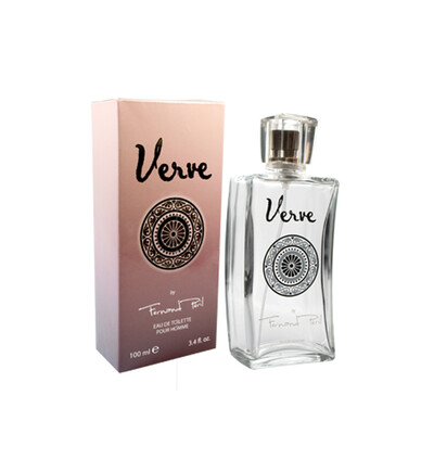 Inverma Verve By Fernand Péril, Pheromon For Men 100 Ml - Feromony meskie
