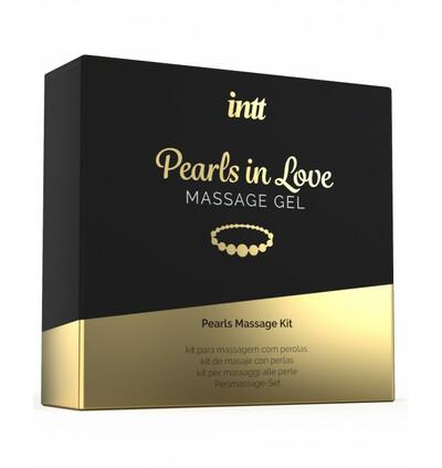 INTT Pearls In Love 15 Ml - Żel do masażu z perłami