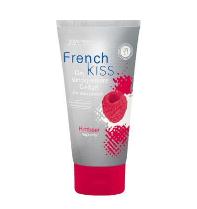 JoyDivision Frenchkiss'Raspberry' 75 Ml - Żel oralny na bazie wody, malinowy